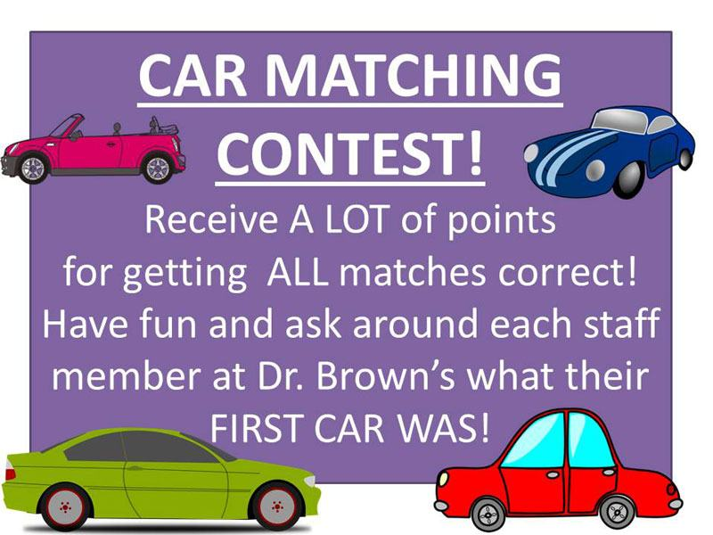 First Car Contest